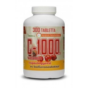 Netamin C-1000mg EXTRA C-vitamin tabletta
