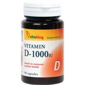 Vitaking D-1000 vitamin