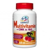 1x1 Vitaday multi + cink + vas r�g�tabletta - 60db
