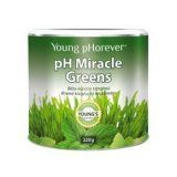 Young pHorever pH Miracle Greens por - 220g